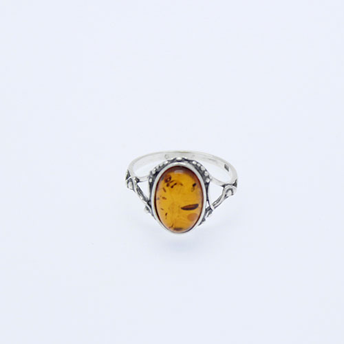 Baltic Amber Ring. Amber Jewelry.
