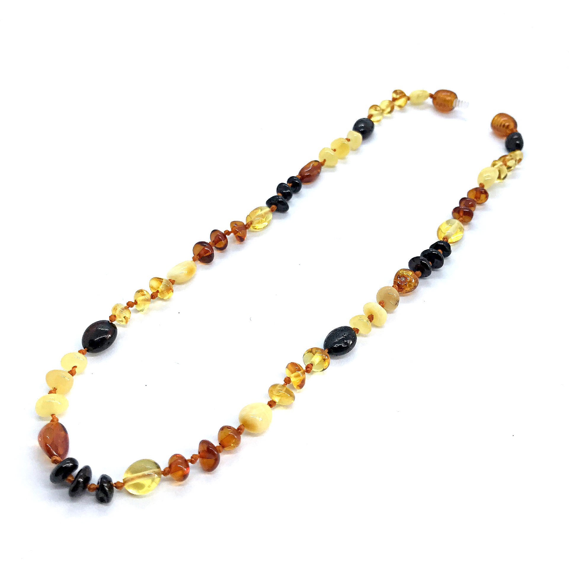 Baby/Teething Genuine Baltic Amber Necklace