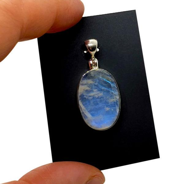 Moonstone / Sterling Silver Pendant