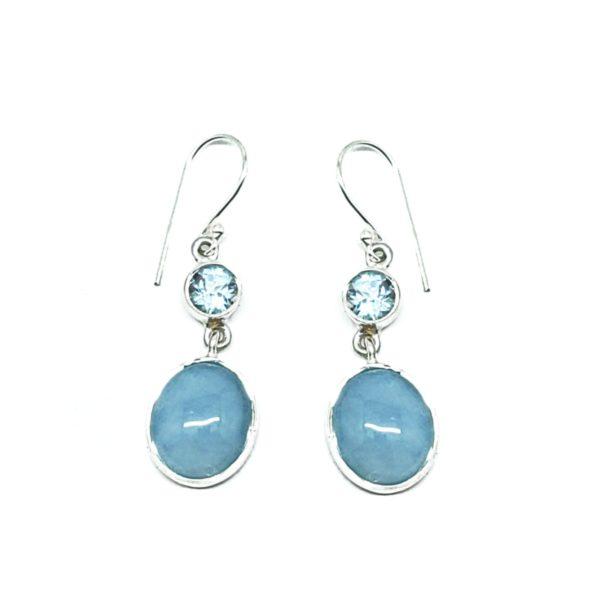 aqua-topaz-earrings-on-hooks
